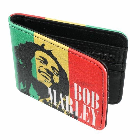 portfel BOB MARLEY - JAMMIN