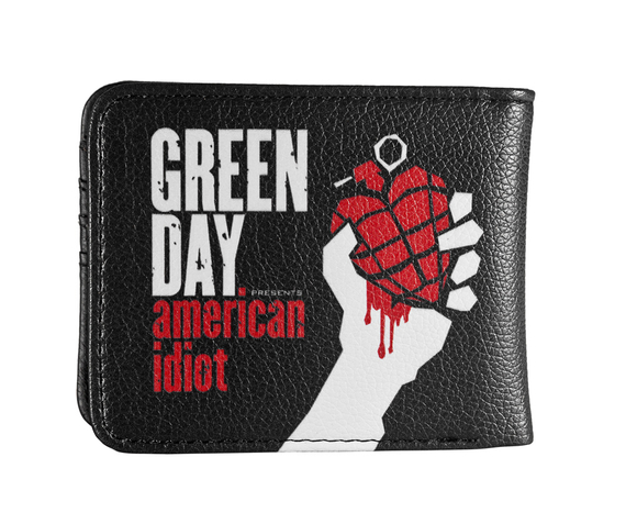 portfel GREEN DAY - AMERICAN IDIOT