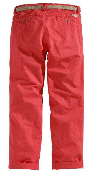 spodnie XYLONTUM CHINO RED