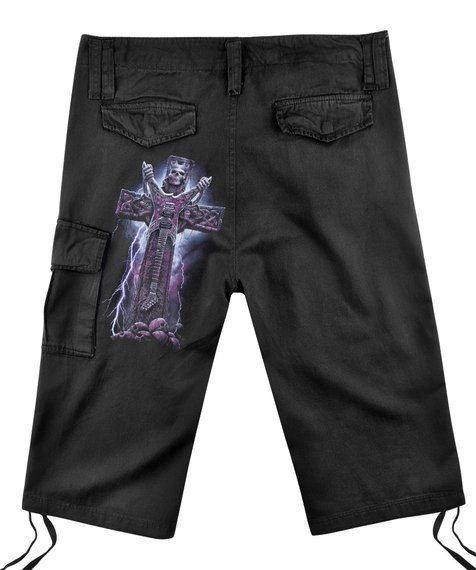 spodnie bojówki 3/4 ROCK ETERNAL
