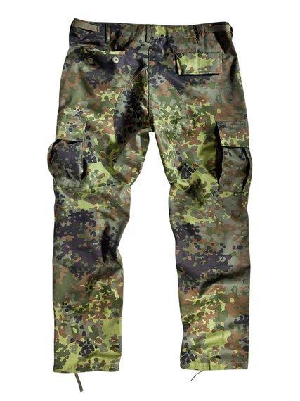 spodnie bojówki MMB US BDU HOSE FLECKTARN