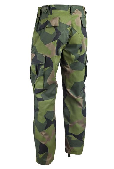 spodnie bojówki MMB US BDU HOSE SWEDISH