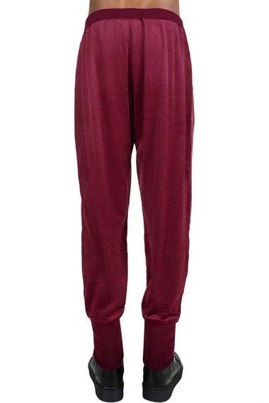 spodnie dresowe KILLSTAR - DAZED (BURGUNDY)