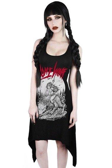sukienka KILLSTAR - LONE WOLF