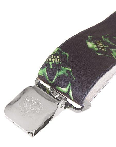 szelki RANGER GREEN SKULL, 40 mm