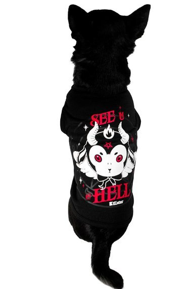 ubranko dla psa KILLSTAR -  SEE U IN HELL