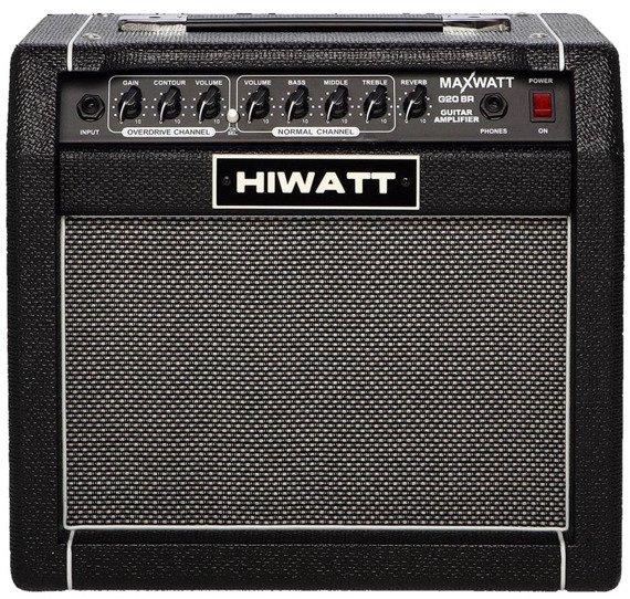 wzmacniacz gitarowy combo HIWATT Maxwatt G 20.8 R Reverb