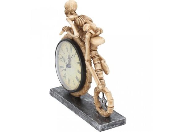 zegar WHEELS OF TIME