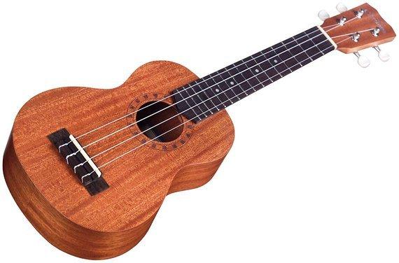 zestaw ukulele CORDOBA PLAYER PACK - NATURAL MAHOGANY