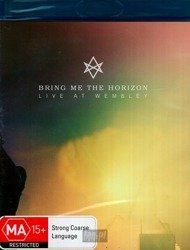 BRING ME THE HORIZON: LIVE AT WEMBLEY (BLU-RAY)