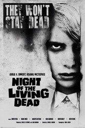 plakat NIGHT OF THE LIVING DEAD - LIVING DEAD GIRL
